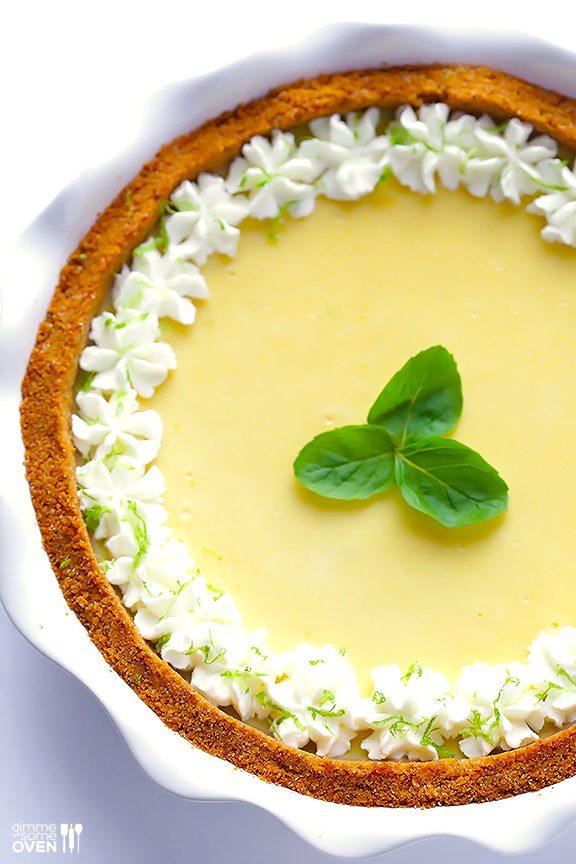 Mojito Pie Recipe | Gimme Some Oven