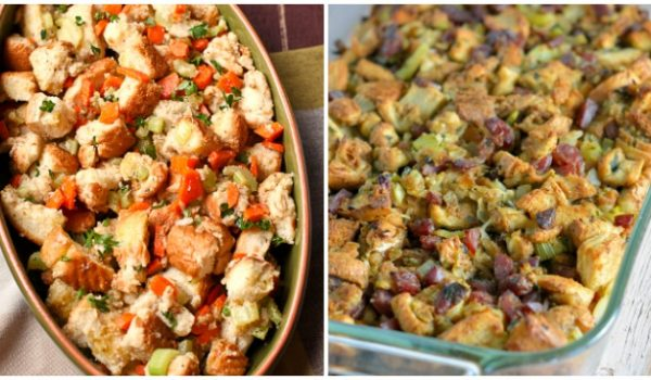 15 Stuffing Recipes That'll Make You Ditch the Boxed Stuff