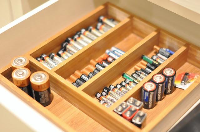 battery-organization