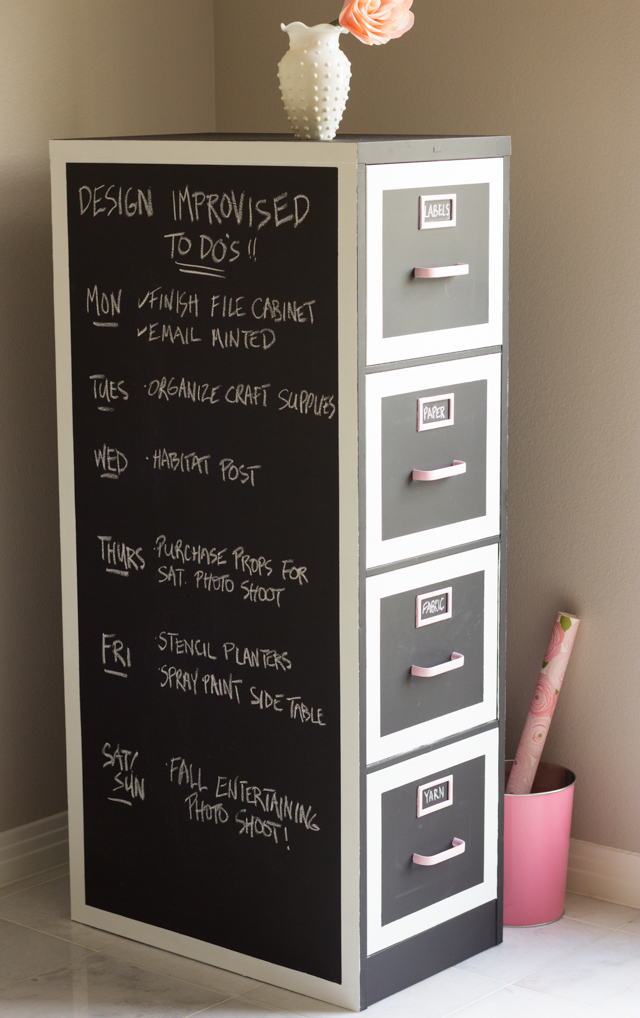 chalkboard-paint-makeover