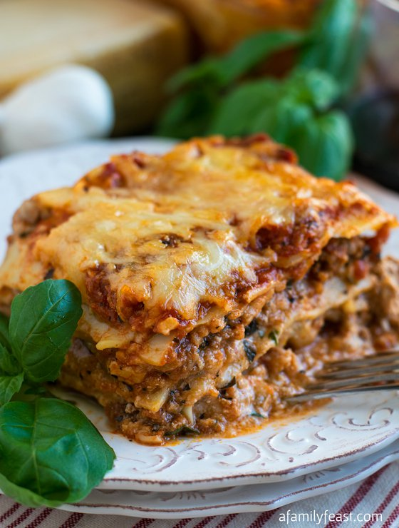 want the flavor of lasagna without all the fuss one pan lasagna is ...
