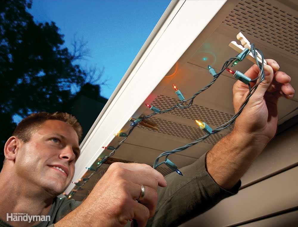 Easy Christmas Lights Outdoor