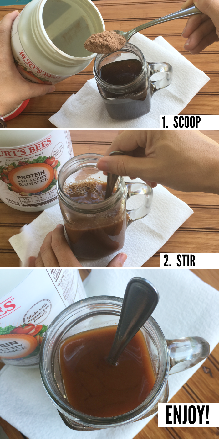 Coffee chocolate and creamer substitute
