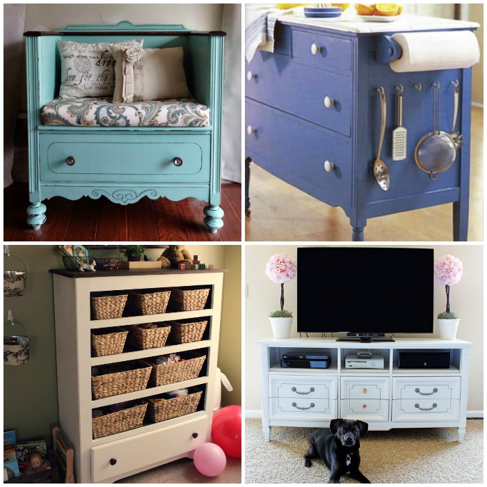 Dresser Makeover Ideas to Try