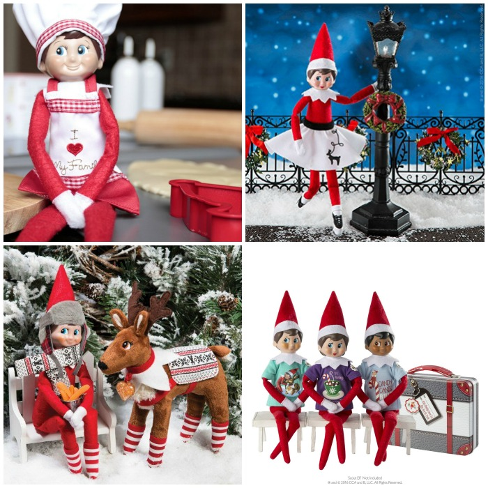 12 Clever Ideas - Where to buy elf on the shelf accessories
