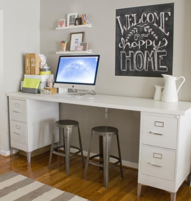makeshift-desk
