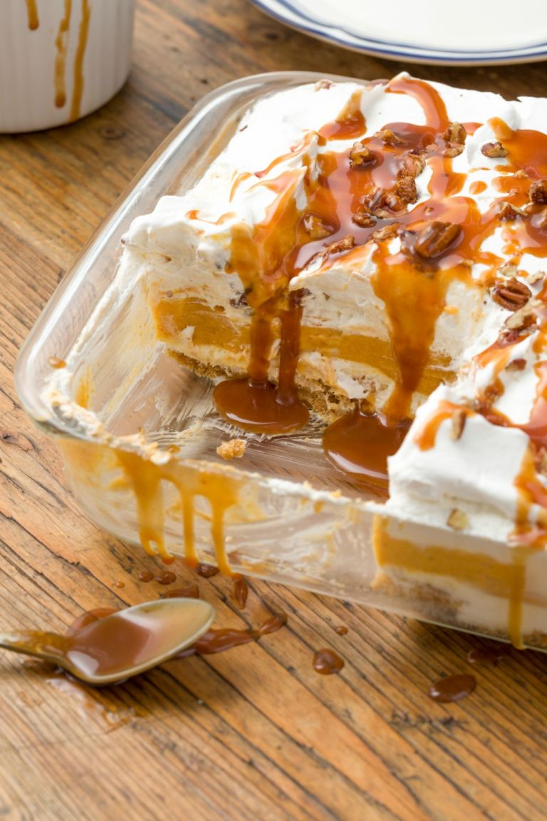 pumpkin-cheesecake-lasagna