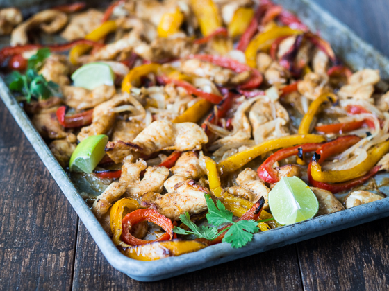 sheet-pan-fajitas