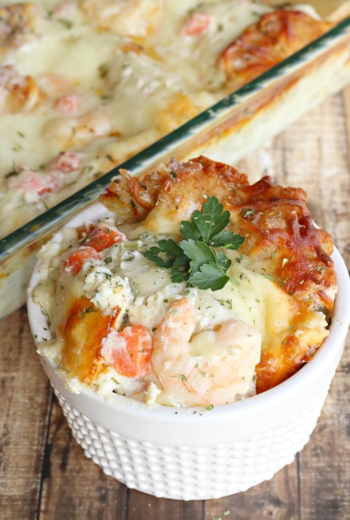 shrimp-scampi-lasagna