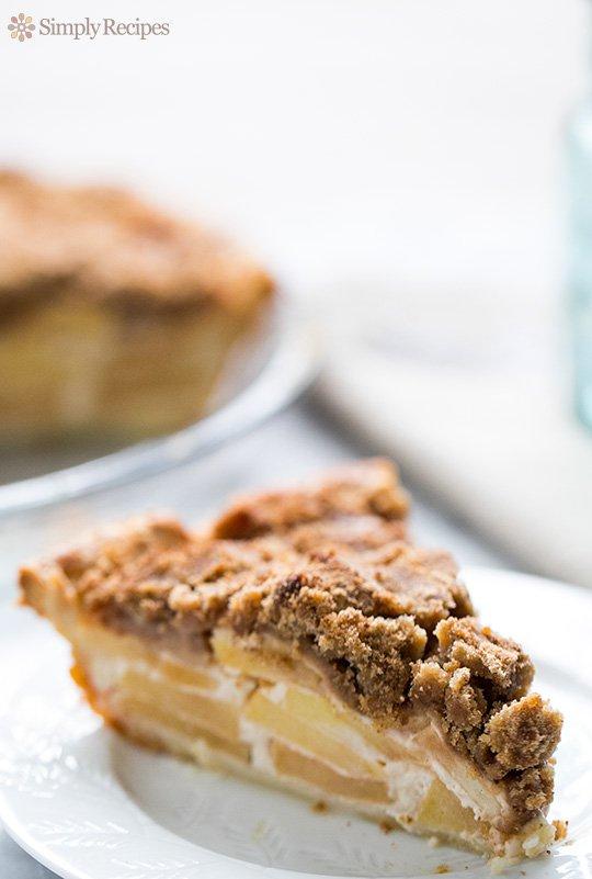 Sour Cream Apple Pie | Simply Recipes
