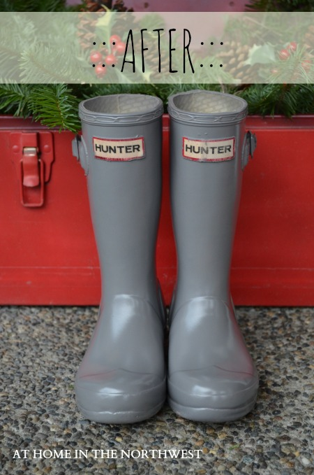 spray-paint-rubber-boots