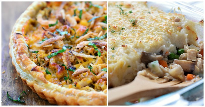 15 Thanksgiving Leftovers Recipes You'll Simply Love