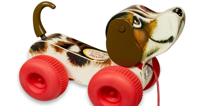 14 Vintage Toys You Can Buy Today That Will Bring Back Memories