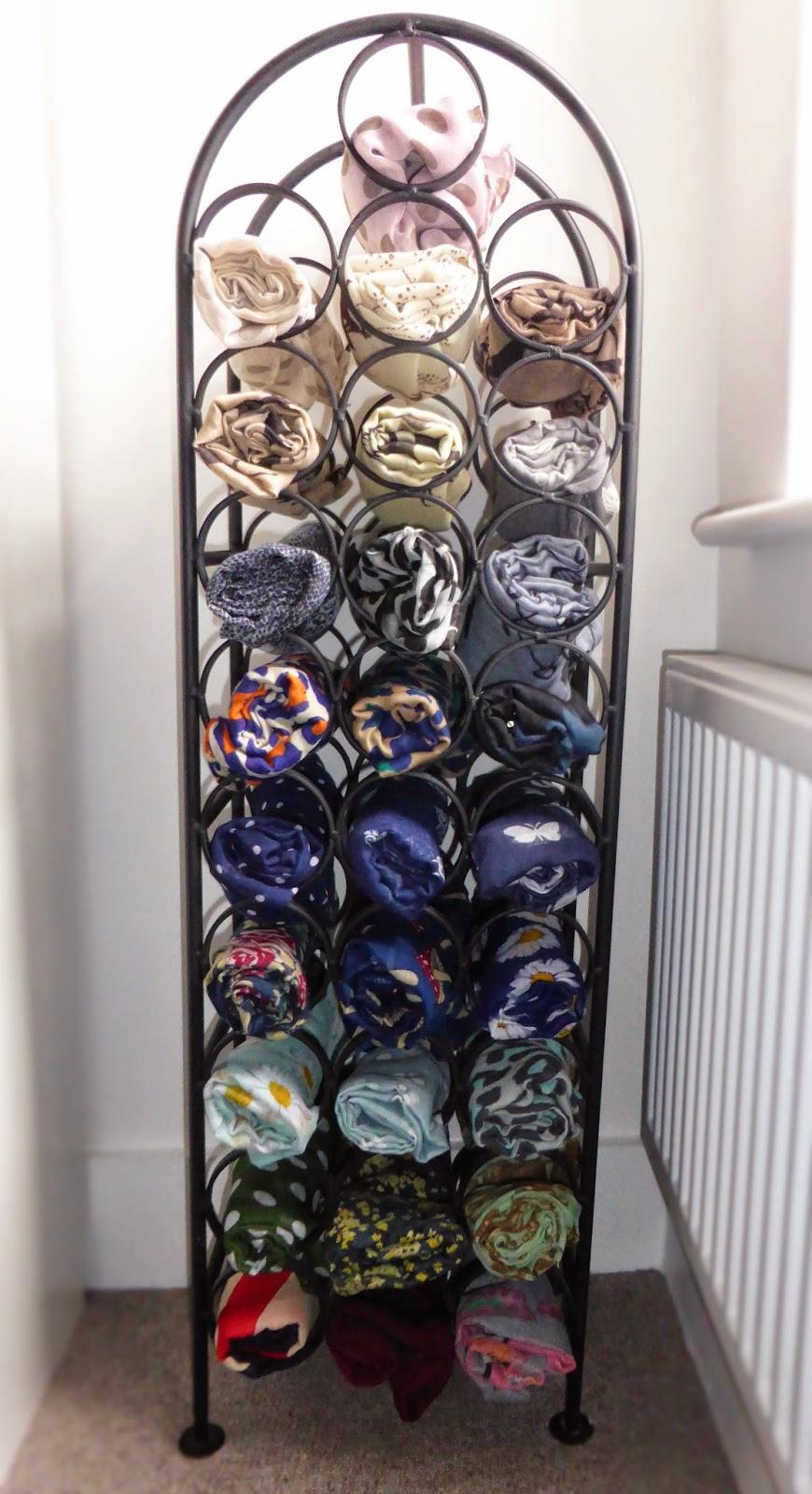 wine-rack-scarf-storage