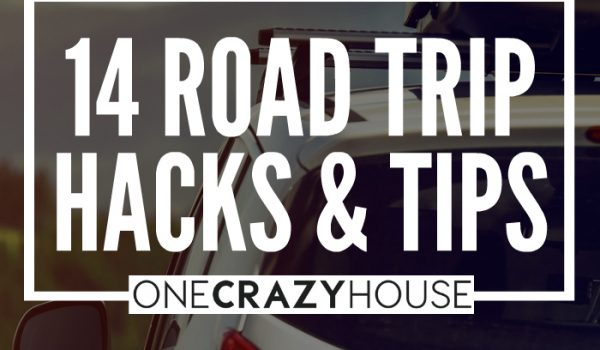14 Road Trip Hacks & Tips You'll Love