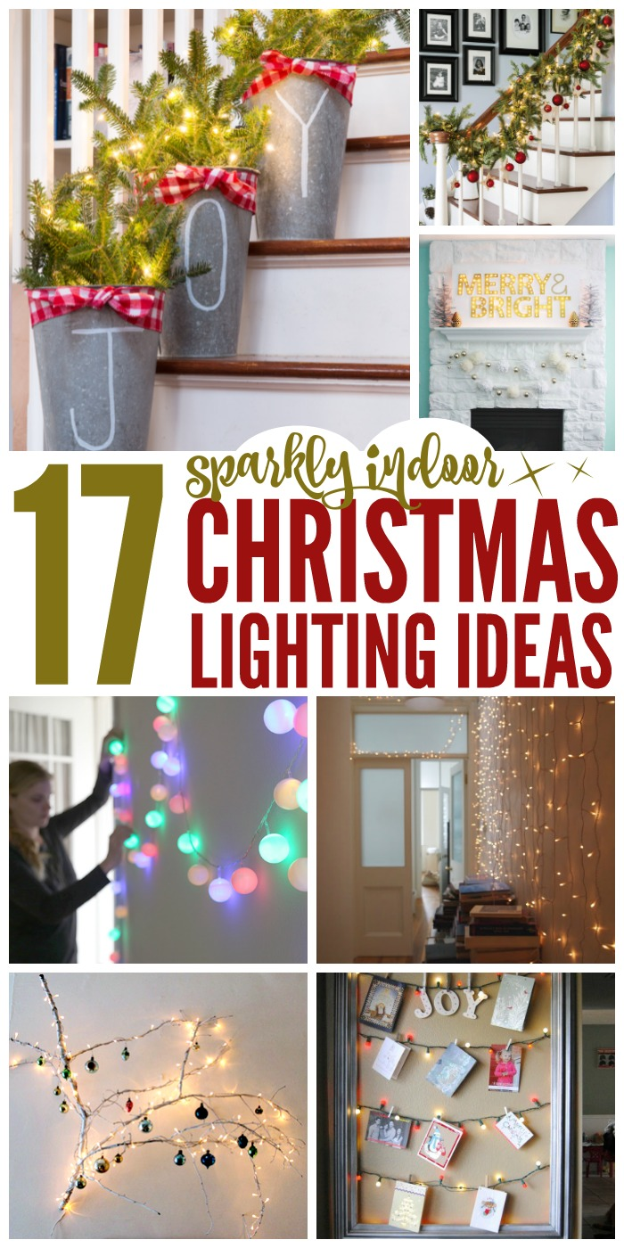 If you'd like to add a little sparkle to your interior, check out these bright indoor Christmas lighting ideas.