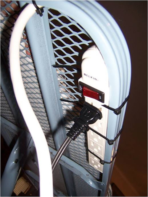attach-power-strip-to-ironing-board