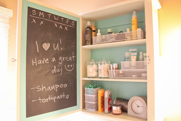 Can You Use Chalkboard Paint On Cardstock