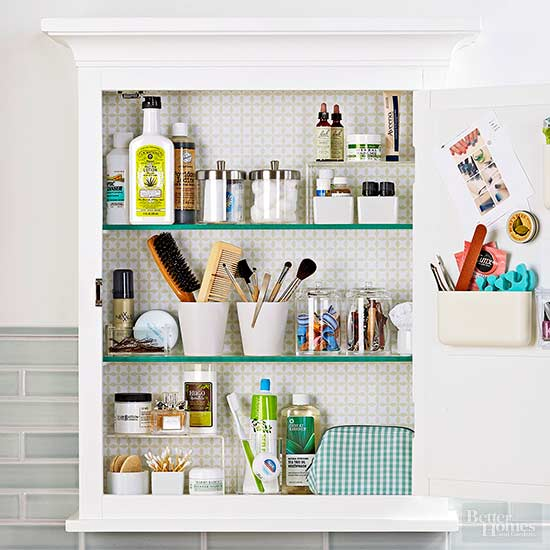 Organized Bathroom Cabinets 15 Ideas for a ...