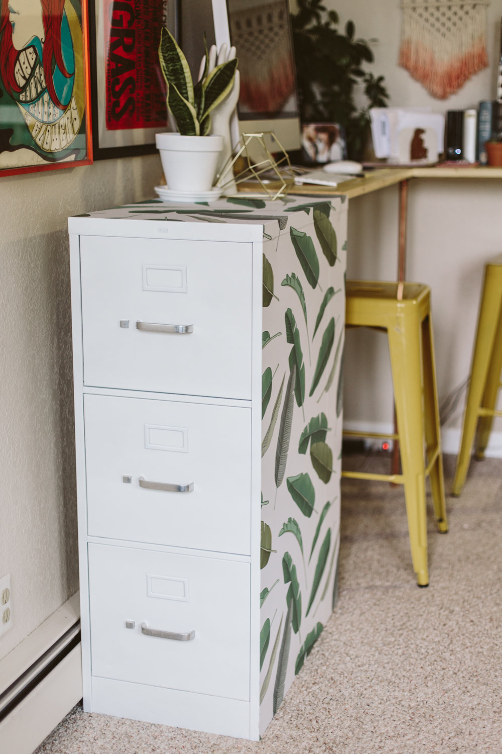 Cute Filing Cabinet 15 Ways To Make Over An Ugly File Cabinet