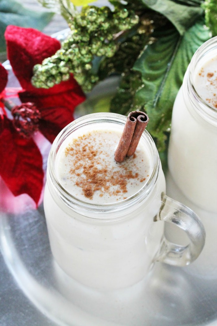 Eggnog Drinks Without Alcohol