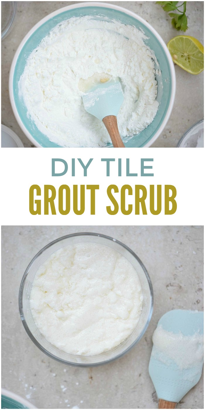 Diy Tile Grout Scrub Recipe For The Cleanest Grout Ever