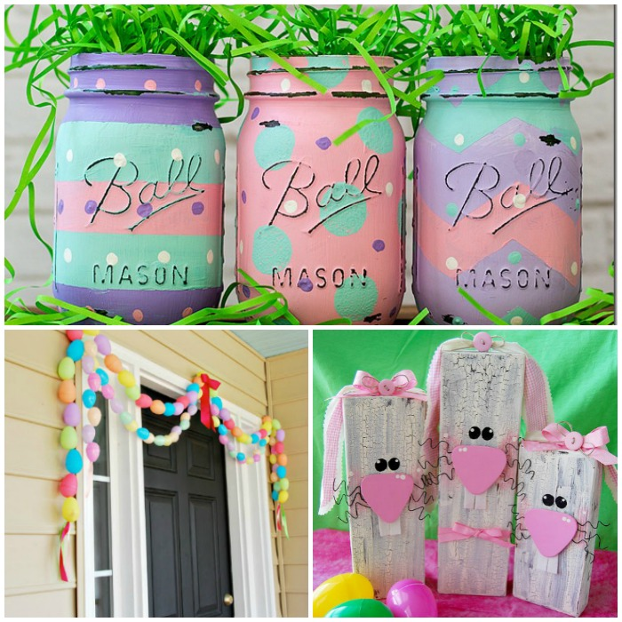 easy and cute easter decorating ideas