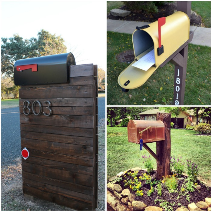 Mailbox Makeovers to Enhance Your Curb Appeal