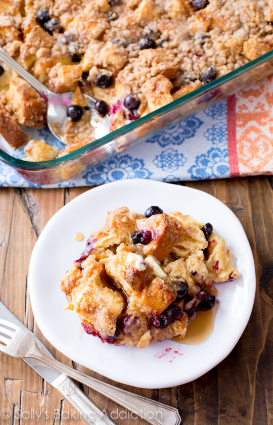 blueberry-french-toast-casserole
