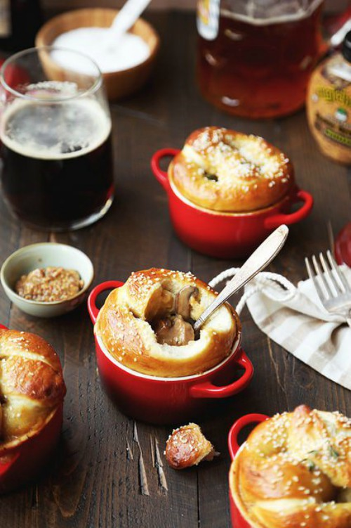 You'll be in foodie heaven with this Lobster Pot Pie made with a ...