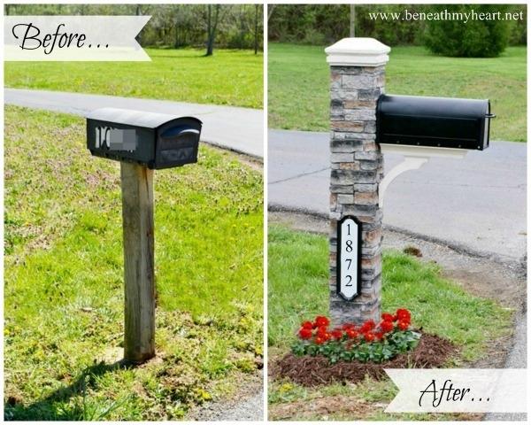 cast-stone-mailbox-post