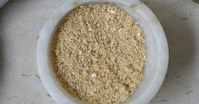 All Natural Cleansing Grains