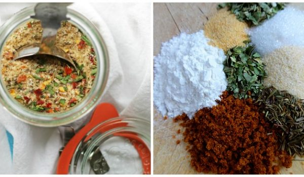 15 Homemade Seasonings Everyone Should Have In Their Kitchen
