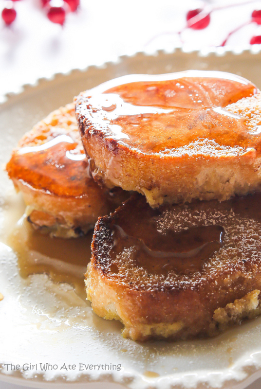 17 French Toast Breakfasts You'll Want to Eat All Day - The Most ...