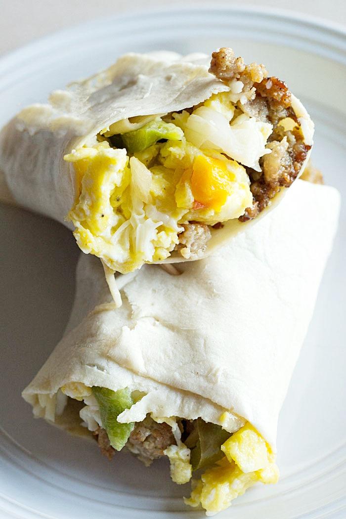 low-carb-breakfast-burritos