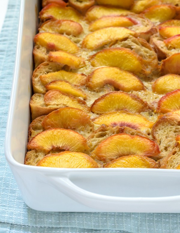 overnight-peach-french-toast
