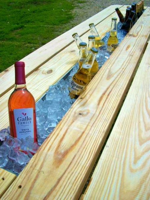 rain-gutter-picnic-table
