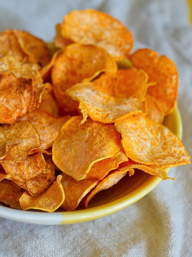 Food Dehydrator Recipes Potato Chips