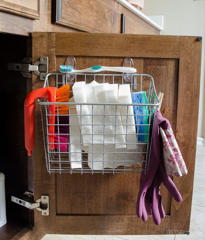 15 ways to organize under the bathroom sink Organize Under Your Sink Under Sink Organizer