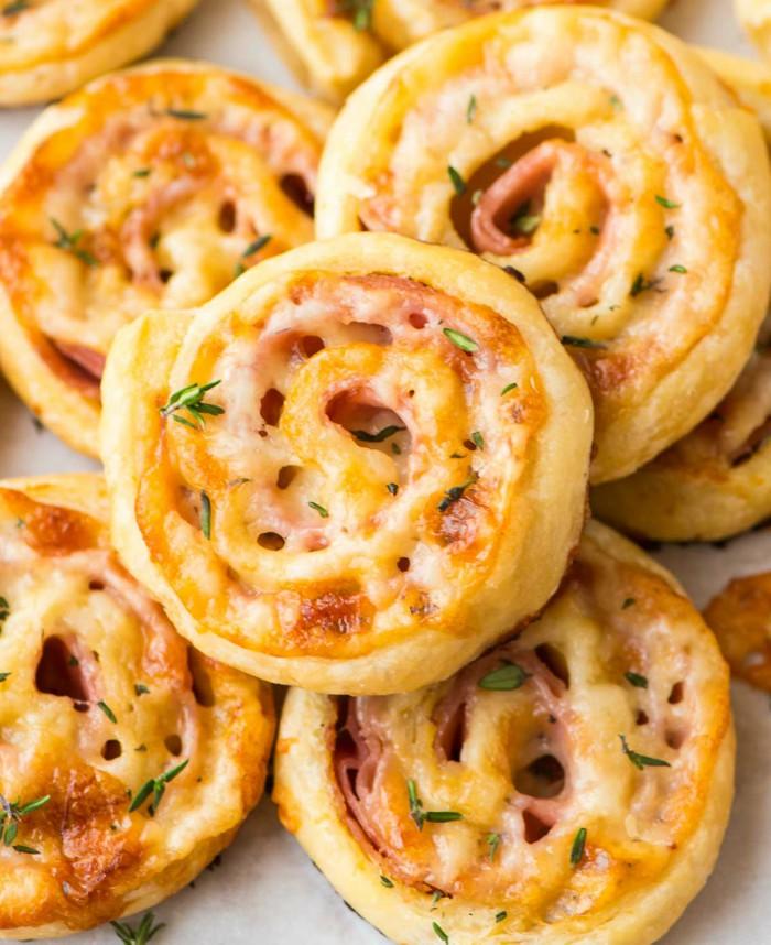 pinwheel food