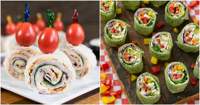 18 Easy Pinwheel Recipes For Your Next Snack Attack