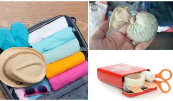 10 Simple Packing Hacks to Make Traveling Easier