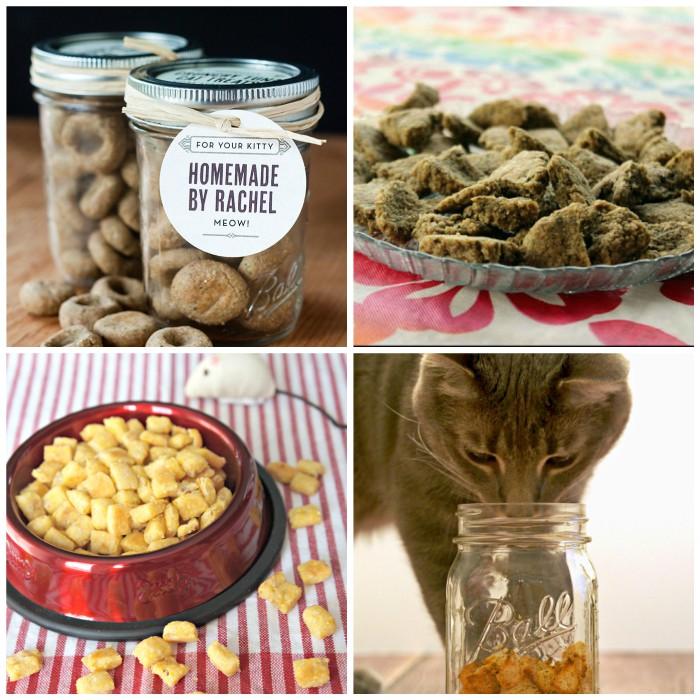 Homemade Cat Treats to Feed Your Feline