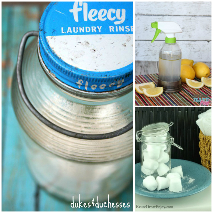 Ultimate DIY Cleaners with Essential Oils