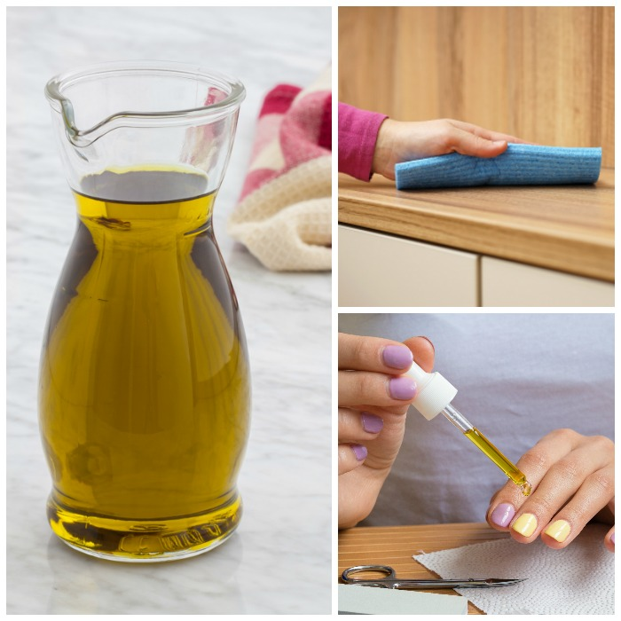 15 Unusual Ways to Use Olive Oil - Social