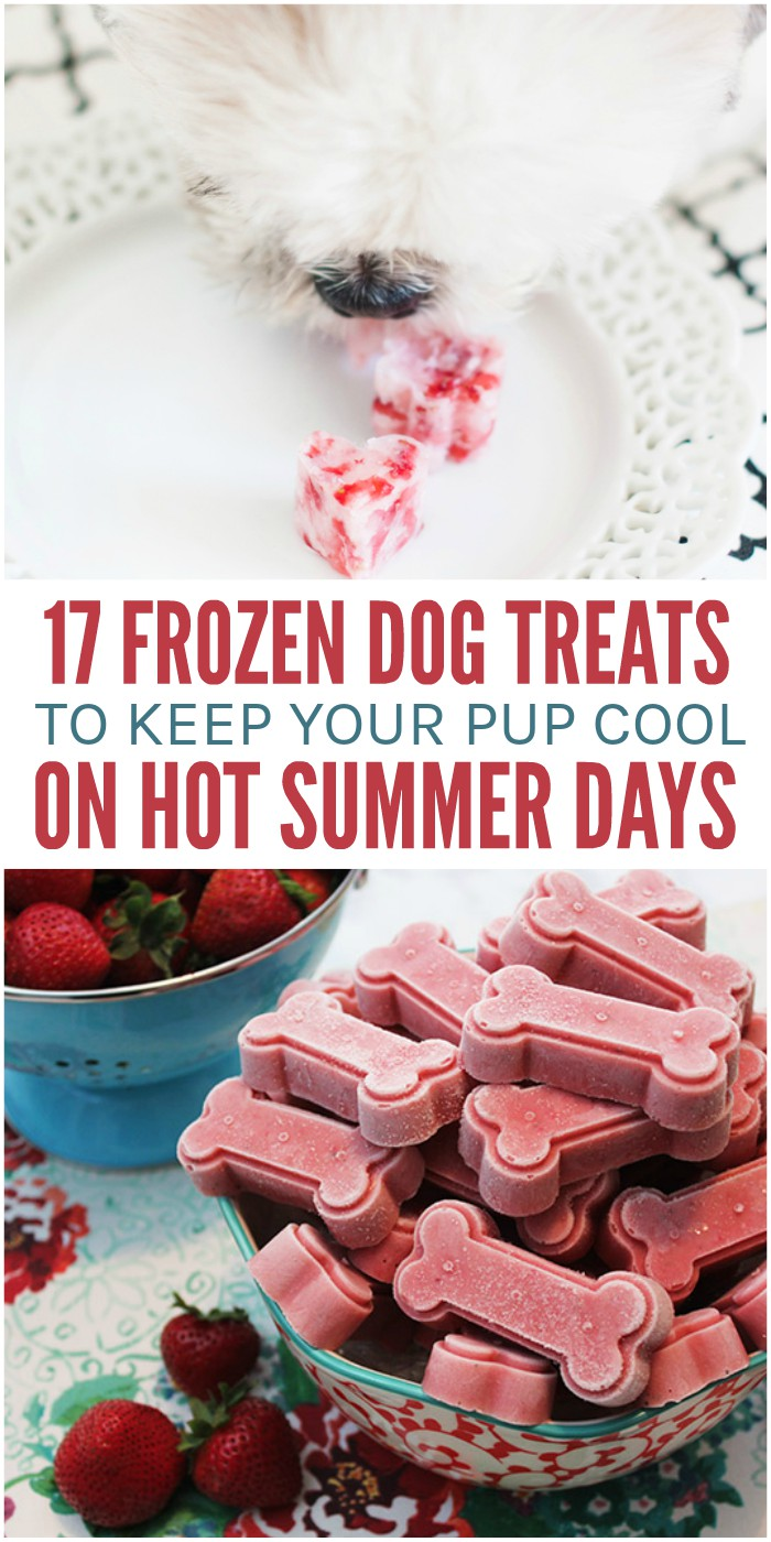 17 frozen dog treats to keep your pup cool this summer. Black Bedroom Furniture Sets. Home Design Ideas
