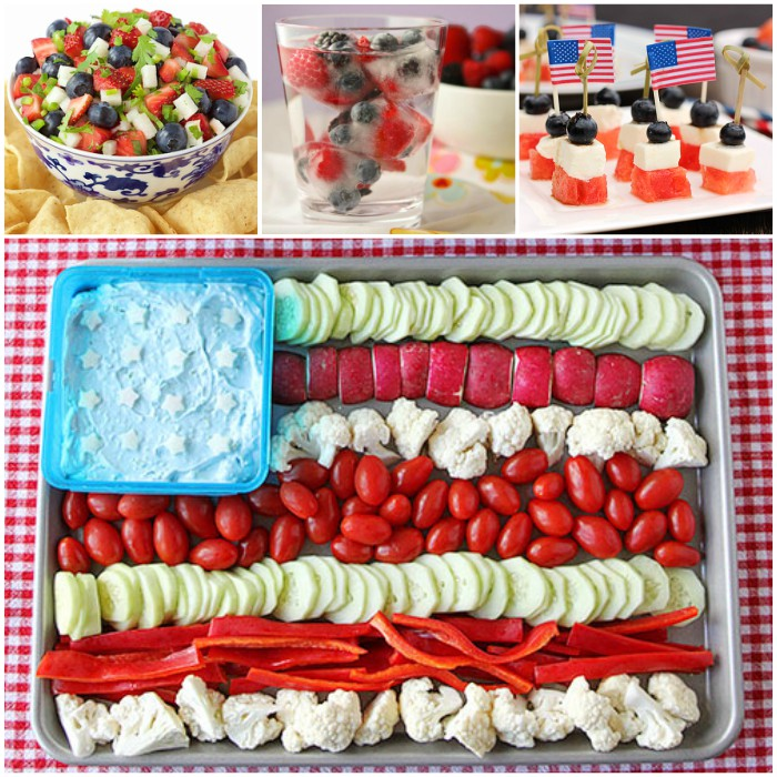 Th Of July Camping Food Ideas