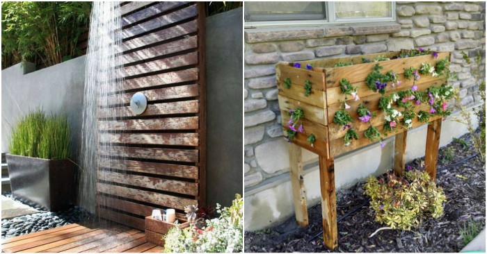 17 Summer Pallet Ideas You Can DIY This Weekend