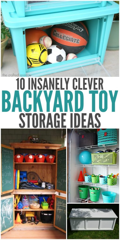 Backyard Toy Storage Ideas The Most Viral Collection Of