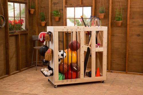 DIY-Rolling-Storage-Cart-500x333